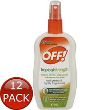 Off Tropical Strength Pump Spray Repellent 175mL
