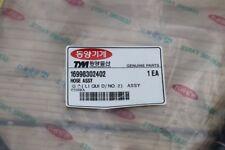 TYM 550 Tractor Hose Assy. Liquid, No.2. # 16998302402. Still sealed in bag.