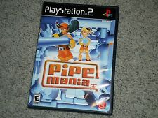 Playstation 2-PS2 Pipe Mania-Used-Complete w/insert