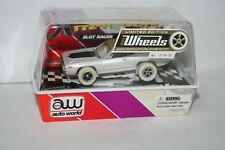 Very Rare iWHEELS #137 of 150 HO Electric Slot Car 1971 Plymouth GTX Auto World