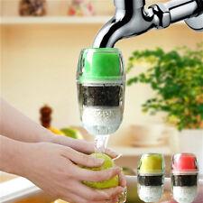 LC_ ménage CHARBON ACTIF Cartouche eau propre purificateur filtre outil Natu