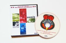 Oasis: MTV Unplugged : The COMPLETE Version 1996 live DVD