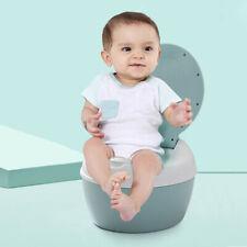 Kids Toilet Seat Ladder Baby Toddler Potty Training Step Trainer Non Slip Safety