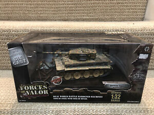 Unimax Forces of Valor 1:32 German Tiger I, Normandy 1944, 503rd Abt., No. 80004