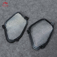 Gas Tank Air Intake Vent COVER Fairing Cowl Net for Ducati Monster 696 796 1100