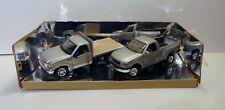 Maisto - (Lot of 2) - Ford - F350 & F150 4x4 Off Road- Pickup Trucks - Diecast