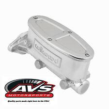 Custom Wilwood Tandem Master Cylinder Cover Avs Motorsports