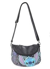 Disney Lilo & Stitch Tropical Leaf Print Crossbody Bag and Tote Purse Rare NWT!