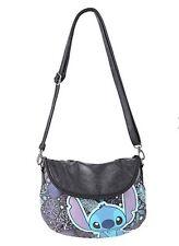 Disney Lilo & Stitch Tropical Leaf Print Crossbody Bag and Tote Purse Rare NWT!