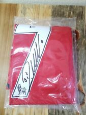 Cristiano Ronaldo Signed Manchester United 7 Jersey XL Beckett Witnessed N73952