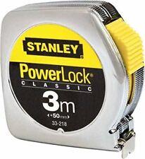Mètre À Ruban Stanley Powerlock 3m - 12 7mm
