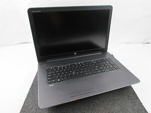 """HP Zbook 17 (G3) 17"""" 4K Xeon E3-1535MV5 1TB SSD+1TB HDD 32GB Ram *No OS/AC/Batt."""