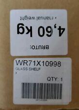 Ge Wr71X10998 Refrigerator Glass Shelf Assembly Genuine Oem Product