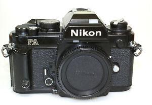 Nikon FA Body  #5353345  guter Zustand
