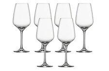 Schott Zwiesel taste 6 X Weißwein Weingläser 8741/0