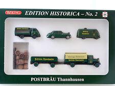 Wiking 81-16 Pms Edition Historica 2 Postbräu Thannhausen Nip Sg 1410-10-02