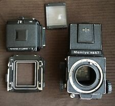 Vintage Mamiya Professional RB67 Camera Body Made In Japan Estate Find
