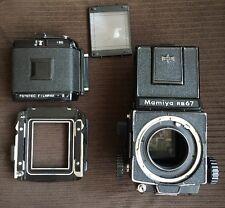 Vintage Mamiya Professional RB67 Camera Body Made In Japan Estate Find