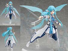 Japan Anime ALO SAO Sword Art Online II Asuna Yuuki Figma Figure Figurine 15cm
