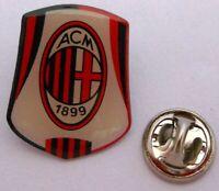 Pin / Anstecker + AC Mailand + AC Milan + Crest Badge + Italien #187
