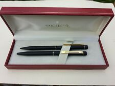 Sheaffer white dot ballpoint pen And Pencil Set.