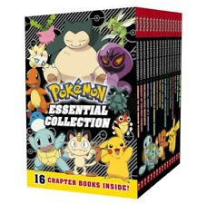 Pokemon Essential Collection 16-book box set - (Manga) - BRAND NEW