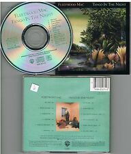 Fleetwood Mac ‎– Tango In The Night CD