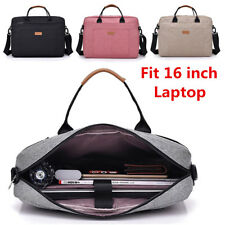 Casual Business Laptop Bag Oxford Handbag Crossbody Travel Tote Bags 16 inch