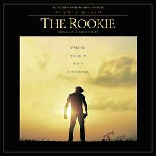 The Rookie (CD) Soundtrack. Like New.