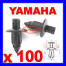 YAMAHA FAIRING PANEL TRIM CLIPS RIVETS FASTENERS 6mm