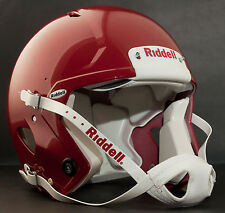 Riddell Revolution SPEED Classic Football Helmet (Color: METALLIC CARDINAL)