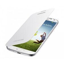 GENUINE Samsung Galaxy S4 i9500 Original Flip Cover Case White - EF-FI950BWEGWW