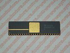 NS32008D-10 / NS32008D / Gold National Integrated Circuit Microprocessor