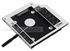 2nd HD SSD Hard Drive Caddy for ASUS N550LF N750 N750JV + Asus ROG G551JK CN100H