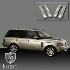 Range Rover Sport Door Handles Cover Trim ABS Chrome 4DR 8PC Kit Marquee MDH-380