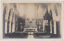 Carmelite Church Kensington, London RP Postcard B795