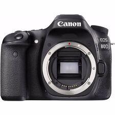 Summer Splash Sale Canon Eos 80D Dslr Camera 24.2 Mp Body Retail Box