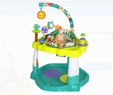 Baby Activity Center Play and Learn Station Seat Toys Plastic Lights and Sounds