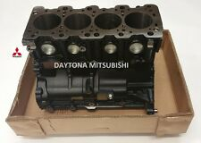 Genuine Mitsubishi Lancer Evolution Evo 9 IX 4G63 Bare Block NEW OEM 1050A060