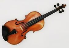 VINTAGE FRENCH VIOLIN E.DUMESNIL MAPLE BACK 1940'S + CARRY CASE INSTRUMENT