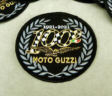 Patch Moto Guzzi Centenario 100 anni - 1921 2021 Mandello del Lario