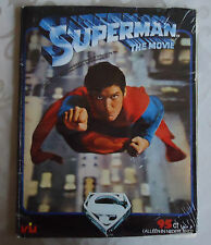 PANINI like album SUPERMAN the movie Vanderhout COMPLETE RARE top !!