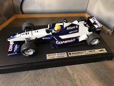 F1 Williams BMW FW23, année 2001, Ralf Schumacher, 1/18 comme neuf dans boite