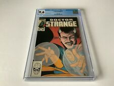 DOCTOR STRANGE 63 CGC 9.6 WHITE PAGES COOL COVER MARVEL COMICS