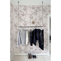 Chinoiserie Removable wallpaper Peel and stick wall mural Stylish Floral Wall
