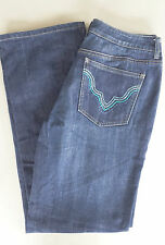 Womens  Petites Talbots Premium Denim Jeans sz 4 Stretch Boot Cut