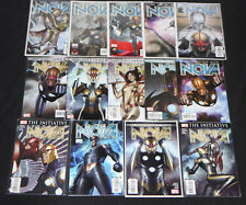 MARVEL MODERN NOVA (2007) #1-14 *#8 1ST APP COSMO THE RUSSIAN TELEPATHIC DOG