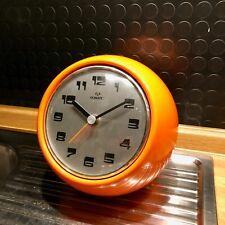 Complementi D'arredo Vecchio Orologio Fabbrica 220v 50hz Sincrono Movimento Design Industriale Koksch
