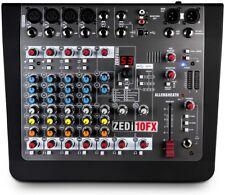 Allen & Heath ZEDi-10FX Mixer and USB Audio Interf