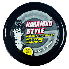Gatsby Hair Styling Wax Harajuku Style Mat & Hard 75g